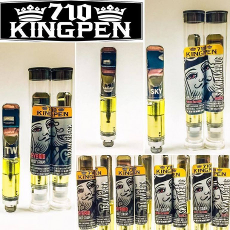 Buy 710 King Pen Cartridges